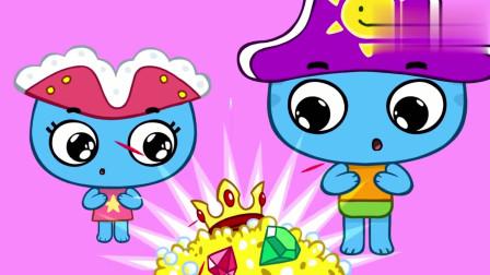 益智玩具:英语启蒙歌曲教会宝宝学会分享