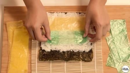 女孩把塑料包进寿司,所有人吃了还想吃【热剧快看】