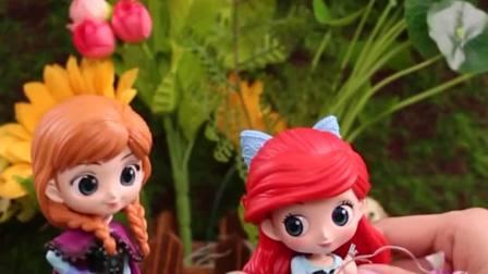 儿童玩具:春天到了,花开的很美