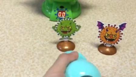 少儿玩具:一起来消灭病毒吧