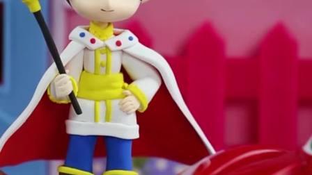 儿童玩具:怎么办,贝儿把王子的车撞坏了