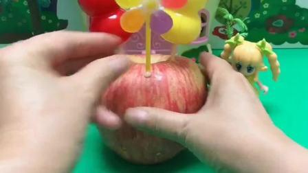 儿童玩具:卖冰糖葫芦喽