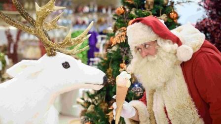 赛艇聊圣诞节:震惊!圣诞老人竟是土耳其人!