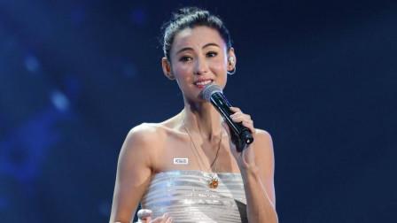 50的杨钰莹与40多岁的张柏芝合唱,甜美似少女,这才是人生赢家