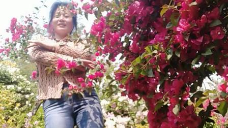 春天美广场舞《花园热舞》