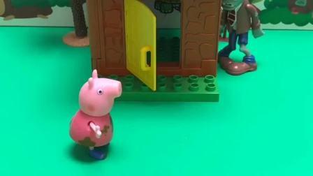 儿童玩具:有人偷鸡了