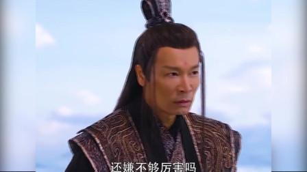 灵剑山:掌门师兄太难了,好好一女的,奈何长了一张嘴