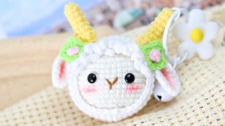 胖丫手作 可爱六小只 小羊编织