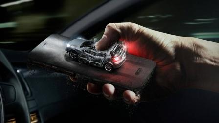 C4D柔体动力学特效模拟压扁汽车第2讲