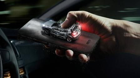 C4D柔体动力学特效模拟压扁汽车第3讲