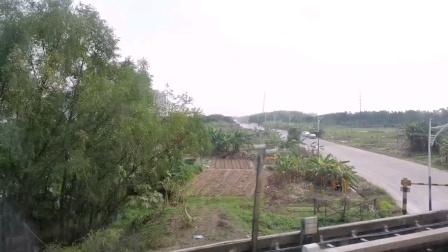 [😷]广州地铁4号线(海傍➡︎低涌)运行与报站  L5[新车].中四🇨🇳(04×97-98)