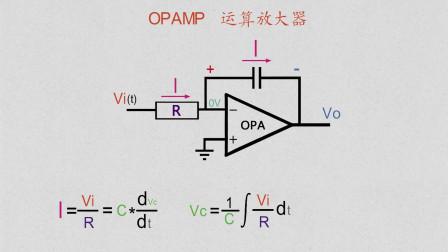 第49期 04 基础运算电路,积分运算电路,波形转化及电路应用