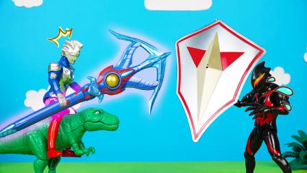 泽塔光弩VS贝利亚超级盾牌,谁能赢呢