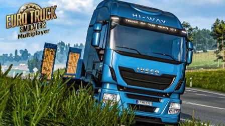 欧洲卡车模拟2:佛系逛CD | 2021/03/20直播录像