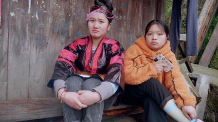 欢子表妹结婚了,嫁在自己村,离家不到一百米,老公比她大5岁