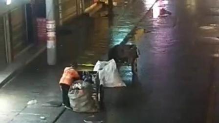男子驾车撞人逃逸,交警两小时抓获嫌疑人