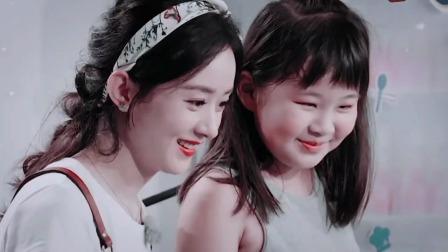 中餐厅:当赵丽颖遇到小宝宝,那就是双倍可爱了
