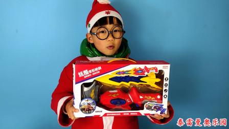 小泽的新玩具是变形枪,可以变形成宝剑,打败了四个怪兽和奇美拉