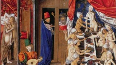 赛艇聊古代欧洲洗澡