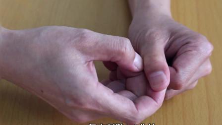 这样刮刮10个手指,比做运动还管用,疏通经络,身体好,气色好