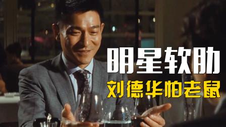 大牌明星也有软肋:刘德华害怕老鼠,张艺兴怕尖嘴又怕鱼