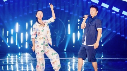 李小萌与郑恺贴身热舞,这场景就不怕王雷吃醋?