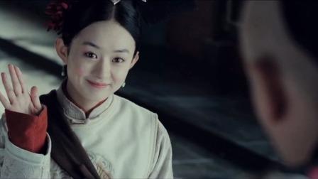 宫锁沉香:赵丽颖可爱的脸演得了温柔的晴儿,也演得了狠辣的琉璃