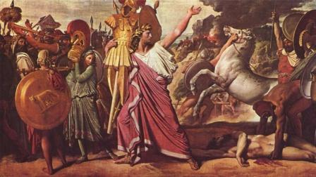 北落师门再聊《异星灾变》:罗马人祖先是希腊人?