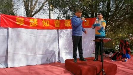 《青藏高原》周梦兰李宝春领唱琴瑟知音歌舞团2021.3.23