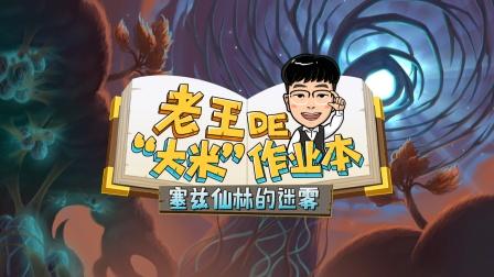 """【9.0史诗钥石地下城攻略】老王de""""大米""""作业本:塞兹仙林的迷雾"""