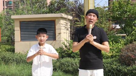 国家一级演员白军选携弟子张腾羽演唱曲剧胡派《卷席筒》起解选段