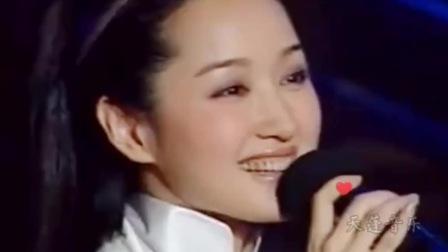 经典歌曲《黄金一笑》杨钰莹演唱,不愧是甜歌皇后