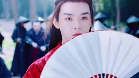 山河令:有多少人和我一样,喜欢红衣造型的温客行