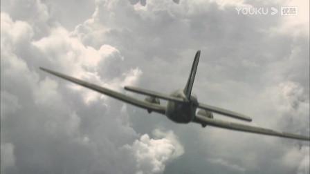 《我的团长我的团》川军团还以为战友的飞机,哪料日本战斗机飞来,下秒美国飞行员疯狂躲避!