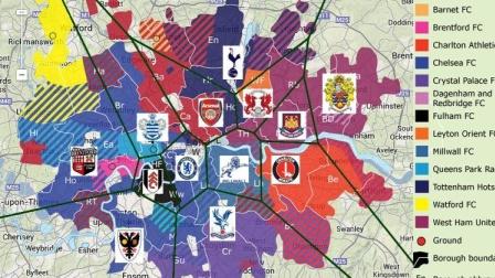 赛艇聊伦敦足球:球队里有城市历史