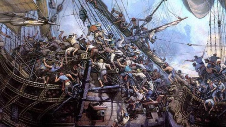 赛艇聊皇家海军逢敌必战:可以,得加钱