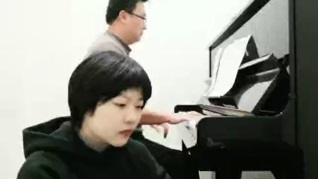 钢琴弹唱 爱就一个字