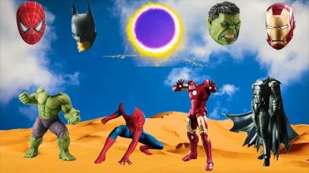 自制超级英雄:看谁拼得准