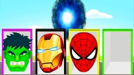 自制超级英雄:解救英雄