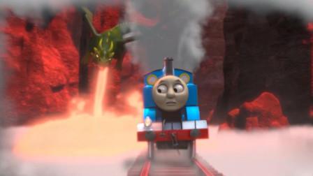 托马斯和朋友的小故事 五大精彩时刻之最可怕的时刻