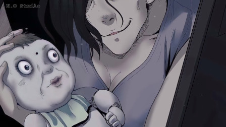 能吞噬噩梦的娃娃,为了得到母亲的关注,竟不惜杀害自己的主人
