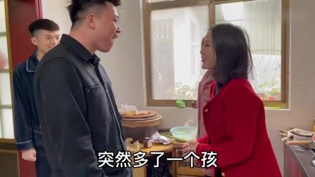 农村姑娘结婚第三天回门,老公叫习惯了姨改口叫妈,状况百出真尴尬