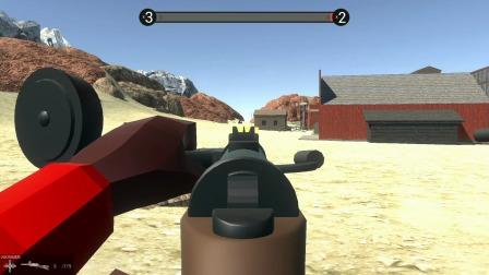 战地模拟器:战地1mod武器开始战斗