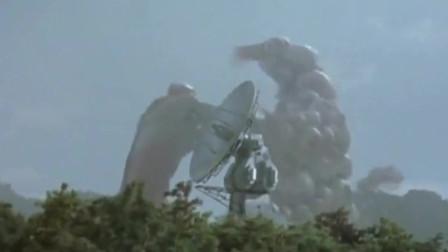 迪迦:迪迦与怪兽的战斗,攻击竟全部失效,怪兽却能量不断!