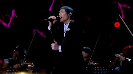 萧敬腾又把现场唱成自己演唱会,唱的比原唱还要感动,全场泪崩