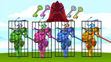 自制超级英雄:解救猴子