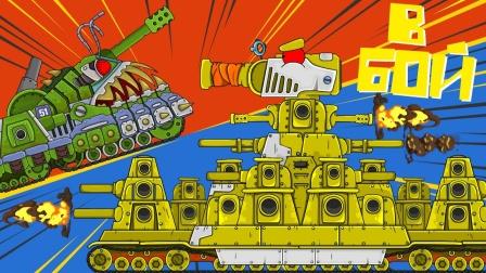 坦克世界:好厉害的坦克