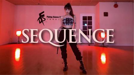 12人女团韩舞 IZ*ONE  - 'SEQUENCE' 翻跳 (天舞)温哥华