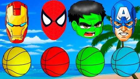 自制超级英雄:选择合适的篮球
