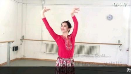 新疆舞女子及男子基本动作教学
